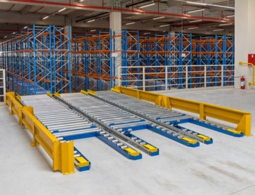 The Benefits of Using Gravity Roller Conveyors