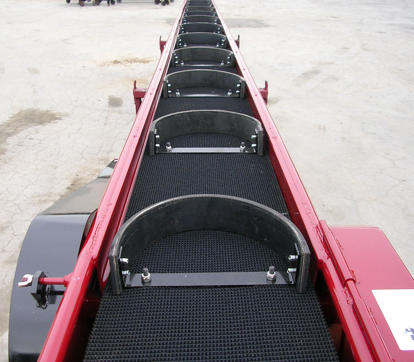 C-series Dirt Conveyor