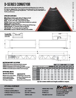 C-series Spec Sheet