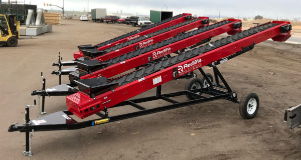 Redline Systems – Conveyors and Equipment