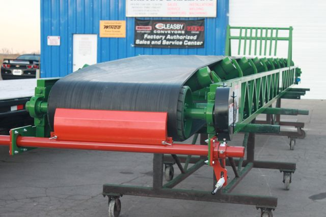 ADT-Series Troughing Idler Conveyor