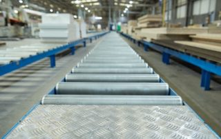 The History of Industrial Conveyor Belts