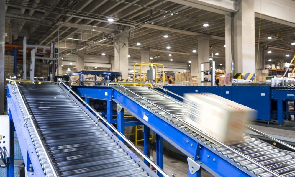 Causes of Conveyor Belt Slippage